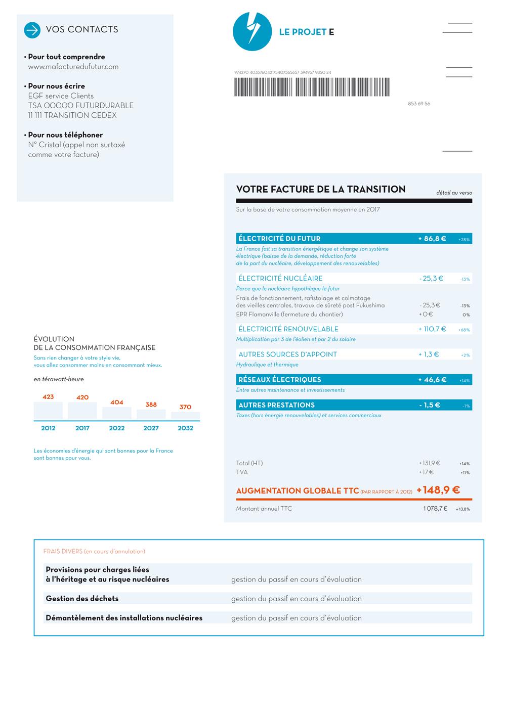 Ma facture du futur greenpeace - Edf fr rubrique facture ...